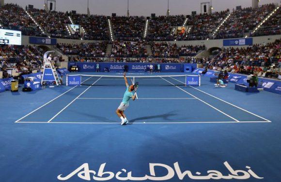 Поездка в Абу-Даби на выставочный турнир с участием Джоковича, Надаля и Вавринки