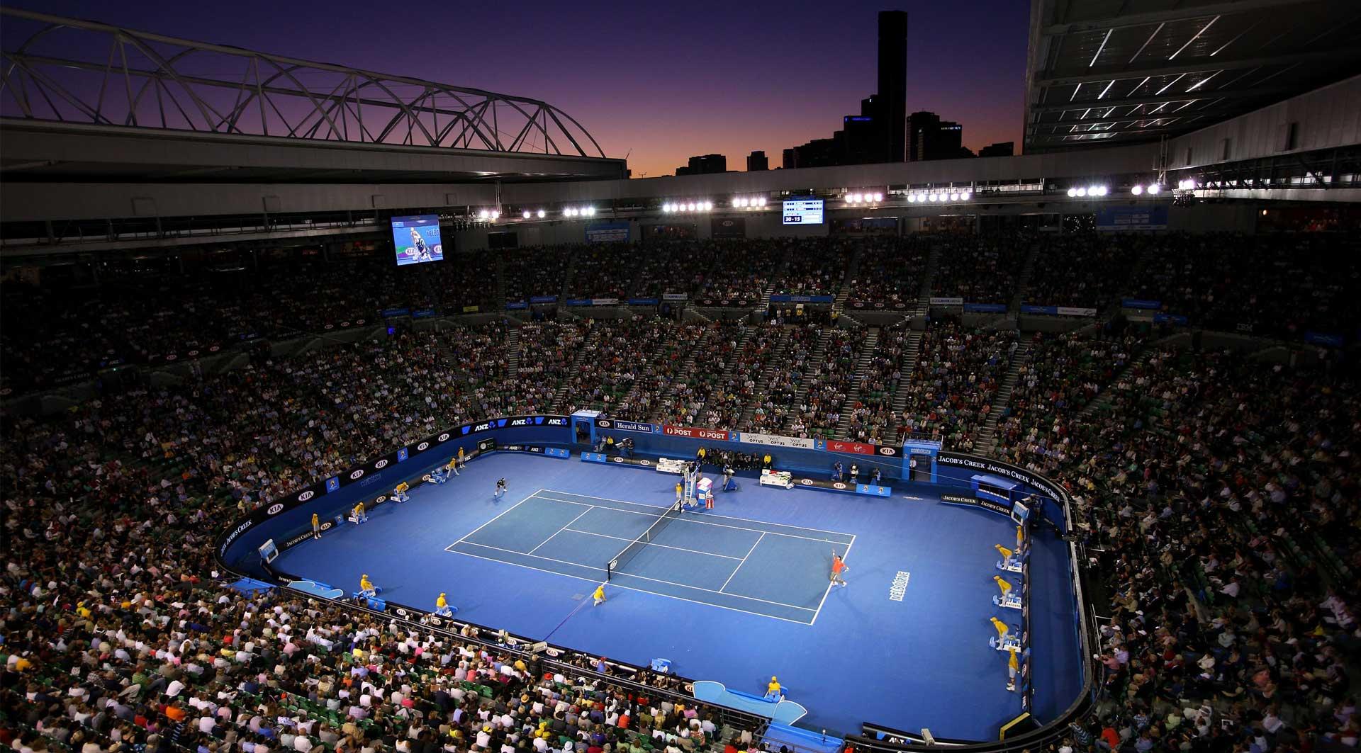 Тур на Открітій чемпионат Австралии