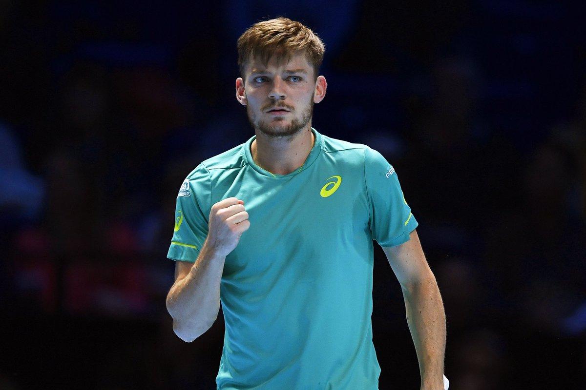 Гоффен выходит в полуфинал Итогового чемпионата ATP