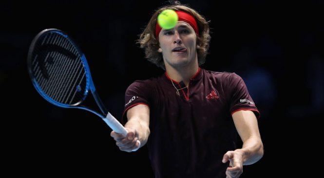 Итоговый турнир ATP. Зверев обыграл Чилича