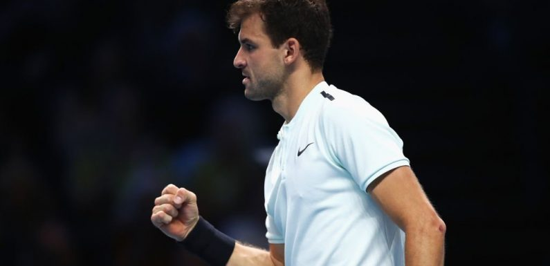Итоговый турнир ATP. Димитров обыгрывает Тима