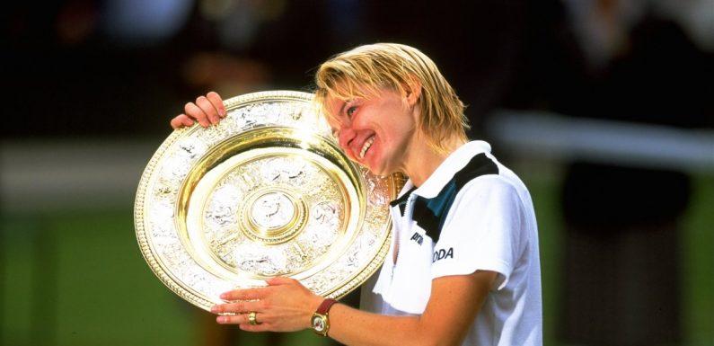 Скончалась чемпионка Уимблдона-1998 Яна Новотна