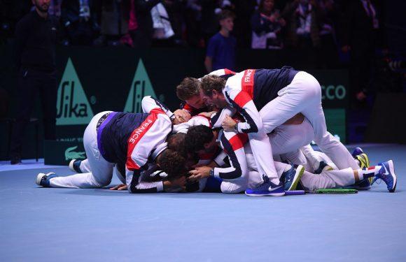 Сборная Франции в 10-й раз выигрывает Кубок Дэвиса (дополнено)