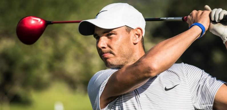 Рафаэль Надаль сравнил теннис и гольф
