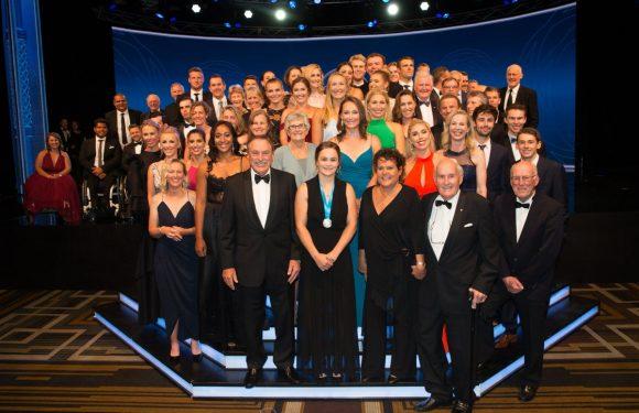 Эшли Барти стала обладательницей медали Ньюкомба