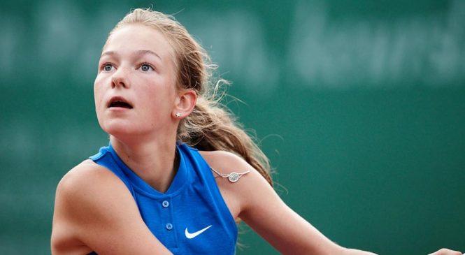 Костенко и Рублевская выиграли парный титул в Рамат-Хашароне