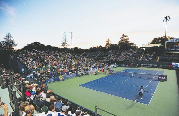 Один из турниров WTA Premier остался без кортов
