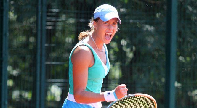 Чернышова выходит в финал турнира ITF в Анталье