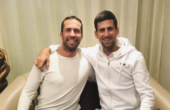 Джокович: Андре и Радек отлично сработаются
