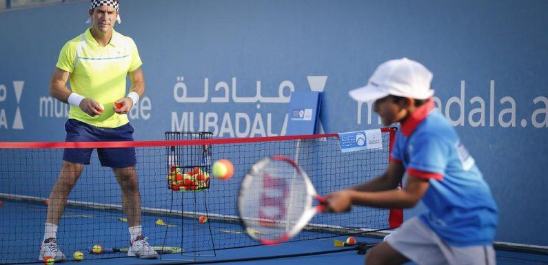 Чемпиону Уимблдона предложили сыграть в гольф в Абу-Даби