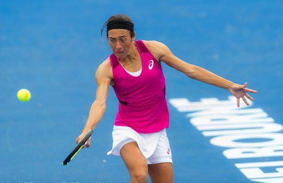 Франческа Скьявоне передумала уходить из тенниса