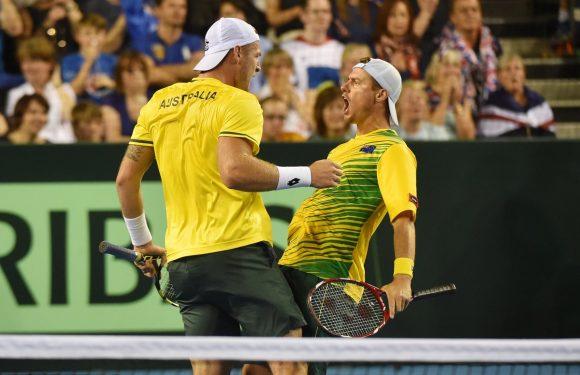 Ллейтон Хьюитт еще раз сыграет на Открытом чемпионате Австралии