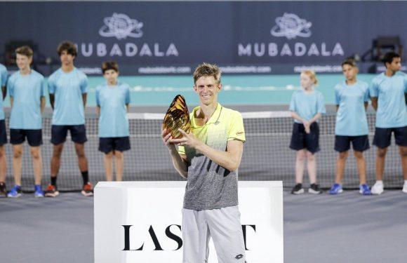 Андерсон стал победителем Mubadala World Tennis Championship
