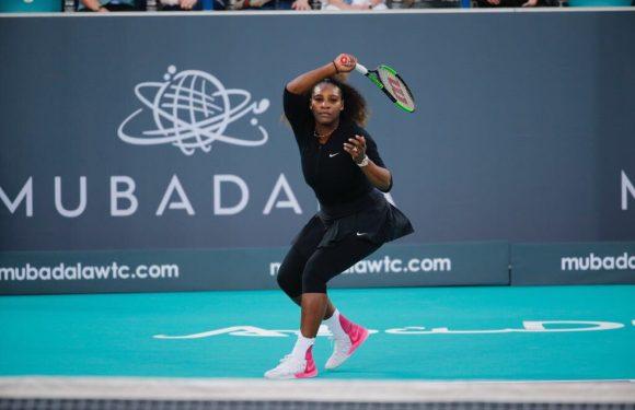 Серена Вильямс пропустит турнир в Мадриде