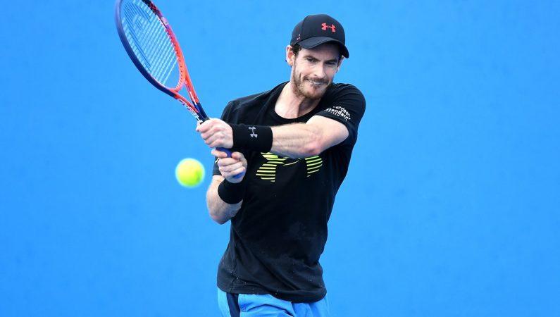 Энди Маррей: я очень соскучился по теннису