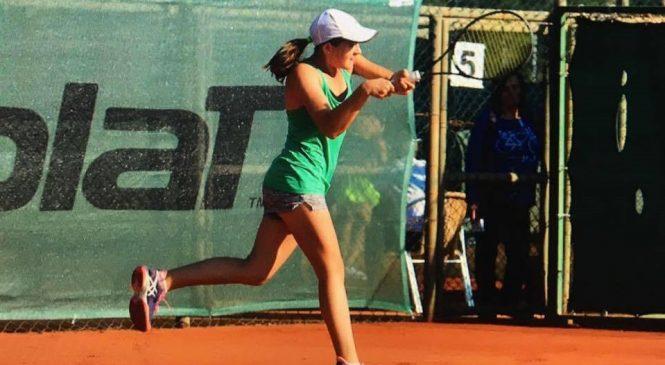 Диана Ходан выигрывает юношеский турнир в Каире