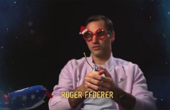 Теннисисты ATP тура записали видео с поздравлениями (видео)