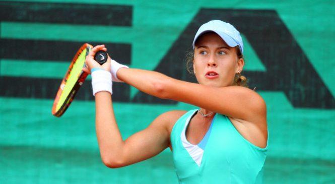 Чернышова и Закарлюк сыграют в квалификации турнира в Бёрни