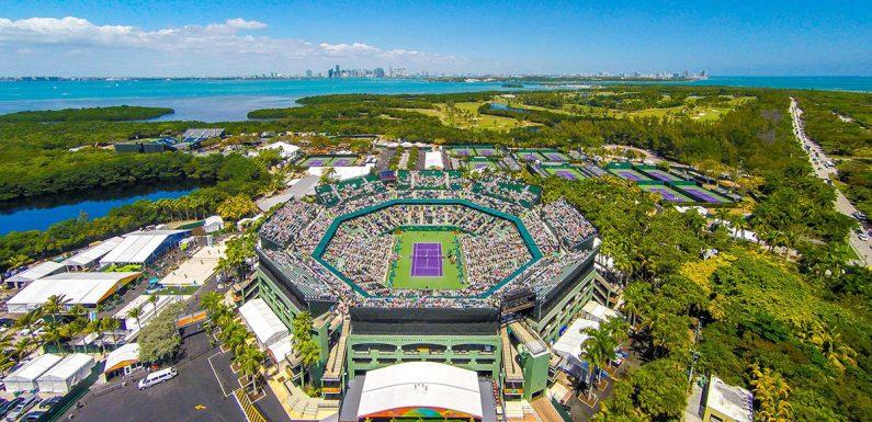 Супертурнир Miami Open пока не выгоняют из Майами