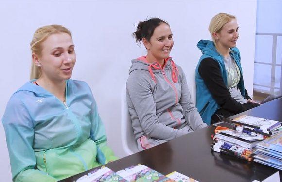 Людмила и Надежда Киченок: Теннис — это наша жизнь. Видеоинтервью