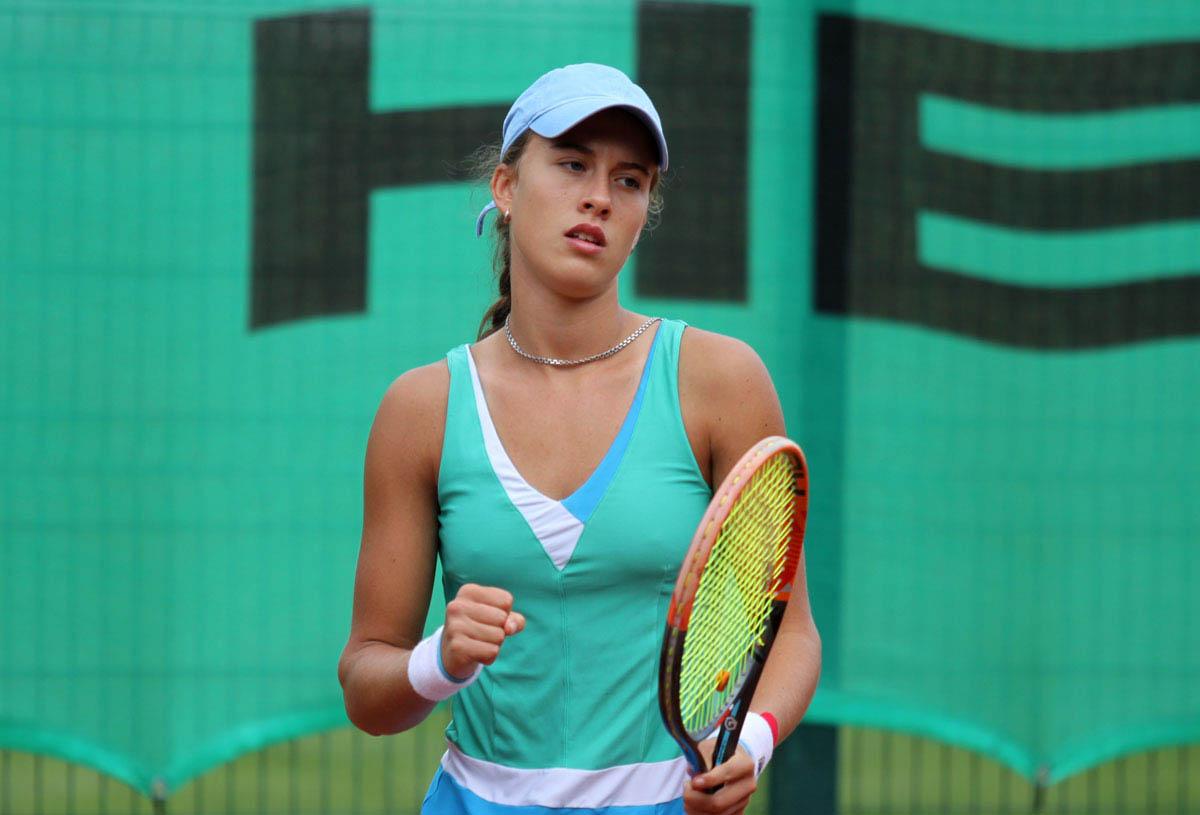 Алматы. Чернышова — в четвертьфинале