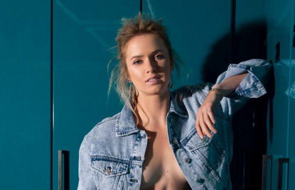 Элина Свитолина снялась для мужского журнала (+видео)