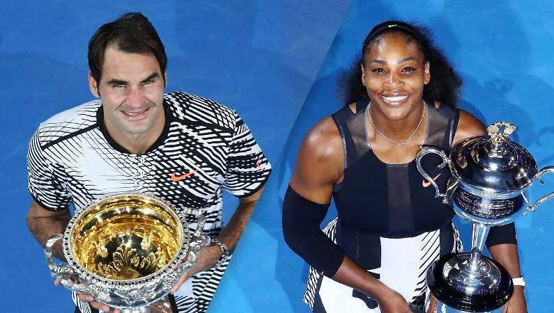 Федерер и С. Вильямс признаны лучшими спортсменами 2017 по версии AIPS