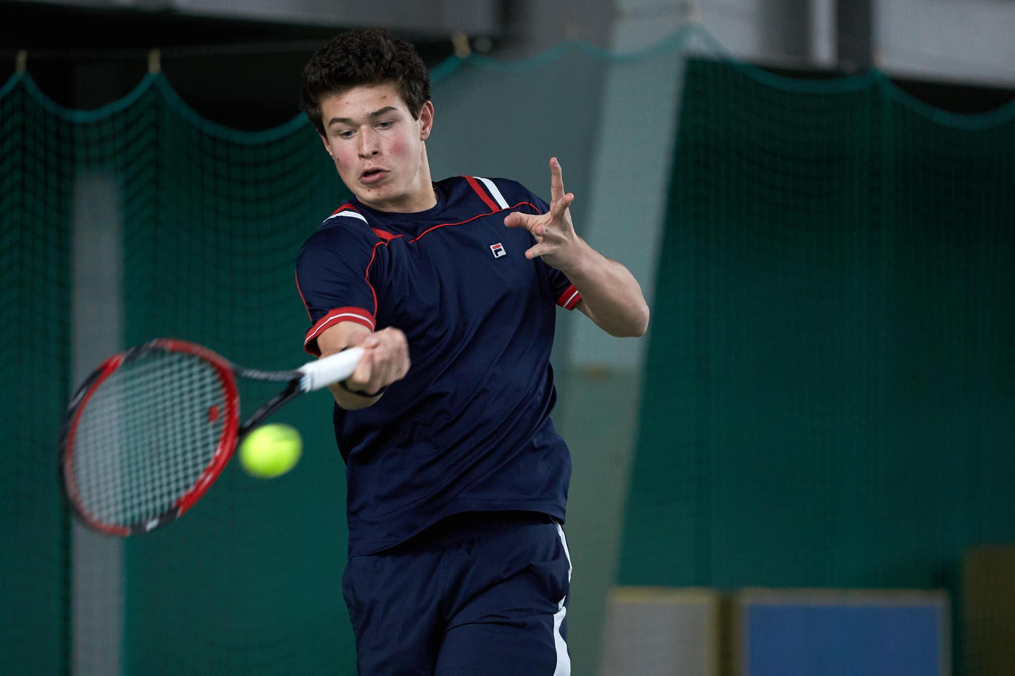 Украинцы в рейтинге юниоров ITF