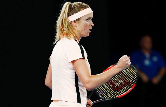 AUS Open. Свитолина в третий раз выходит в четвертьфинал Шлема