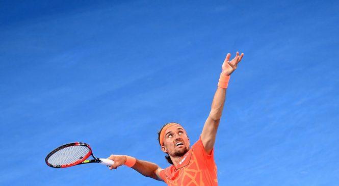 Александр Долгополов официально снялся с Открытого чемпионата Австралии