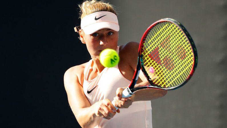 Теннис с ЮА. День первый. Часть первая