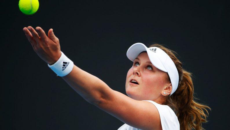 Козлова узнала имя первой соперницы на турнире WTA в Тайване