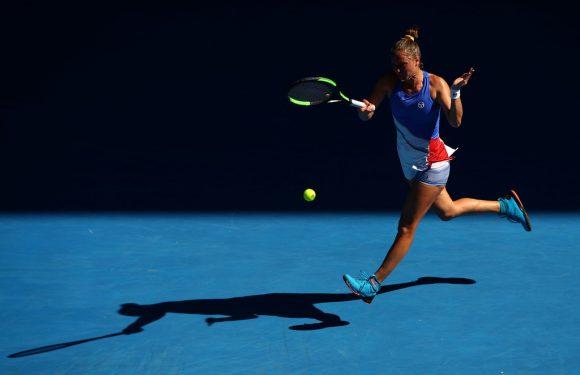 Теннис с ЮА. День шестой. Часть 2. Смотрите как у Кати отобрали сет