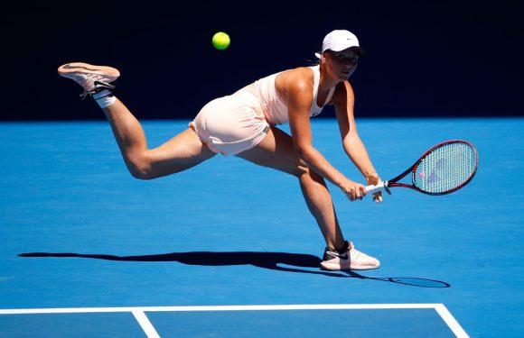 AUS Open. Костюк сыграла свой последний матч в юниорской карьере