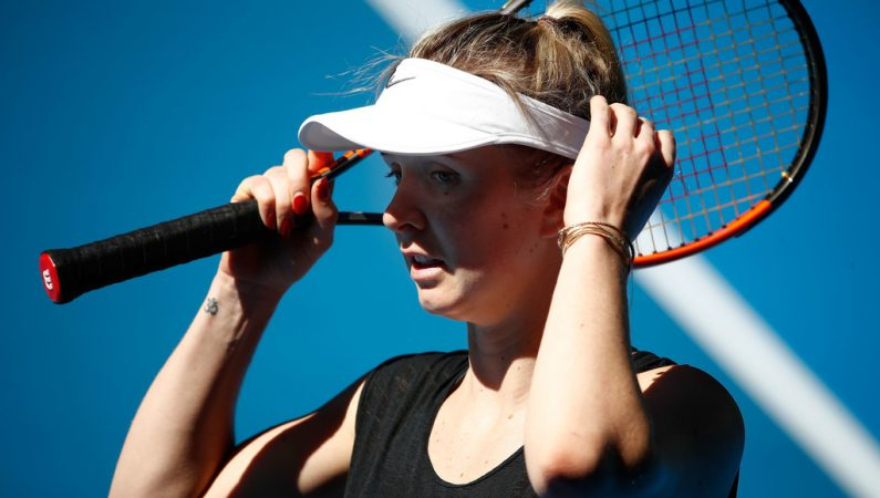 Украинки в обновленном рейтинге WTA (15.01.2018)
