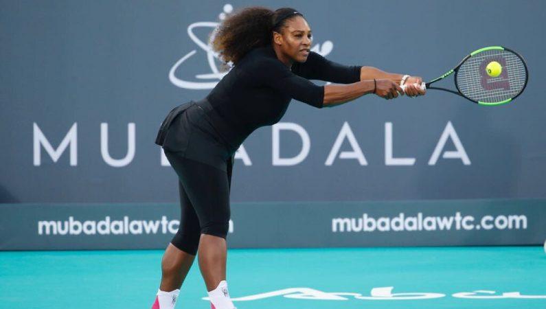 Nike не подготовил для Серены платье к AUS Open-2018