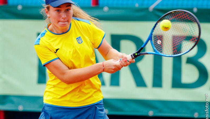 Рейтинг юниоров ITF. В первой сотне — пять украинок