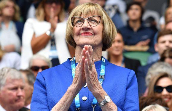 Маргарет Корт отказалась от приглашения на Открытый чемпионат Австралии