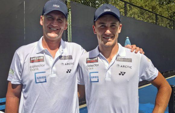 Норвежцы отметились рекордом в истории AUS Open