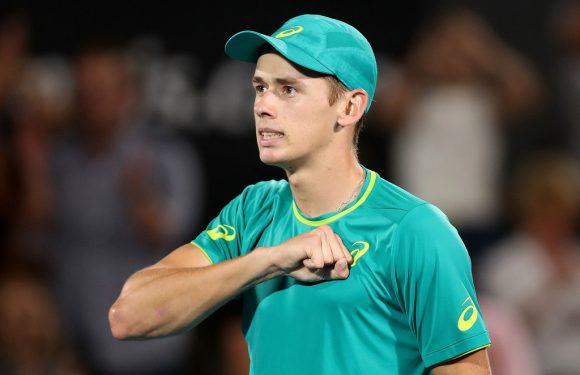 18-летний австралиец выходит во второй полуфинал турнира ATP подряд