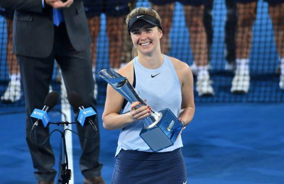 Свитолина выигрывает свой 10-й титул WTA