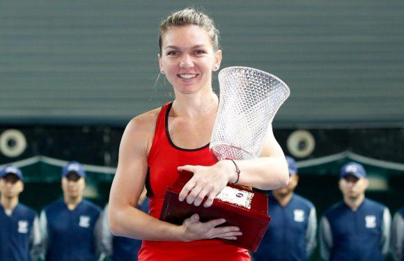 Халеп выиграла турнир WTA в Шэньчжэне