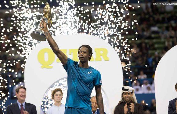 Монфис — триумфатор турнира ATP в Дохе