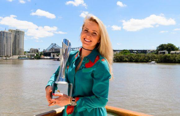 Свитолина начнет новый сезон с защиты титула в Брисбене