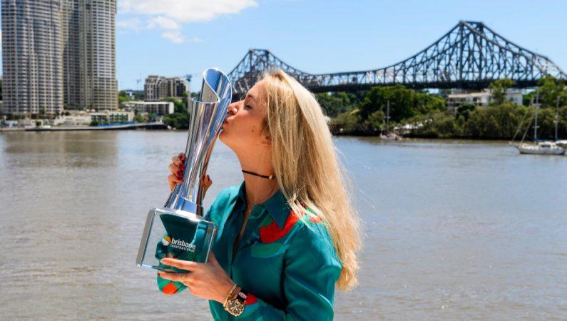 Свитолина: На Australian open постоянно приходится напоминать себе, что это турнир Большого Шлема