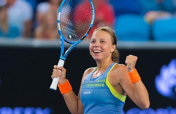 AUS Open. Контавейт не пустила в 4 круг чемпионку Ролан Гаррос