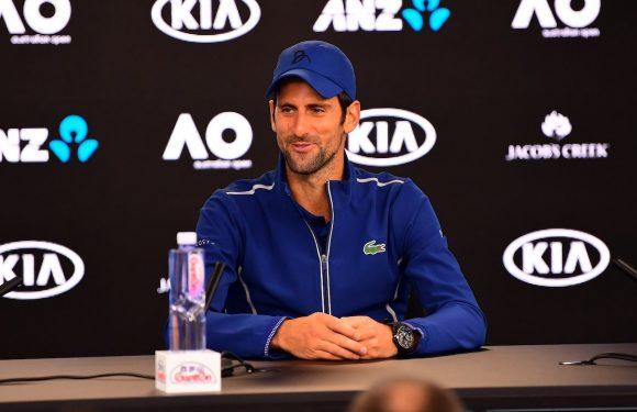 Джокович: До начала января не знал, смогу ли сыграть в Мельбурне