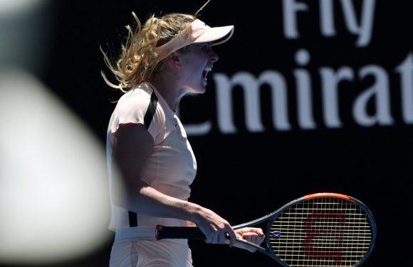 Элина Свитолина: Ощущения, что я выиграла 8-6 в третьем сете
