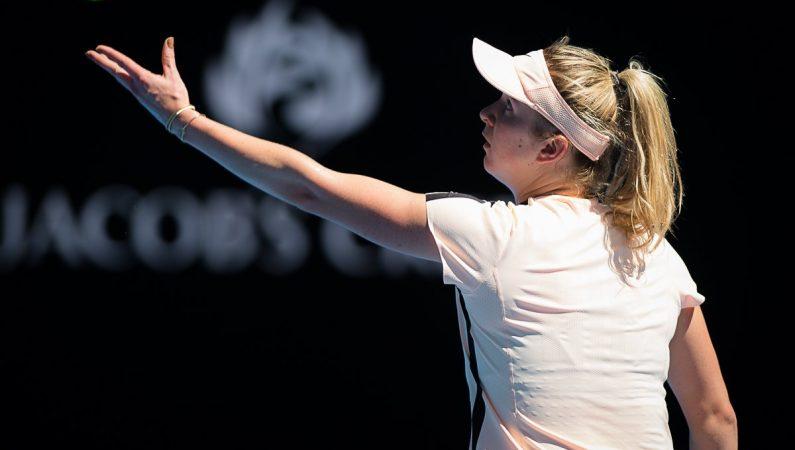 Свитолина: рада наконец выйти в 4 круг в Мельбурне