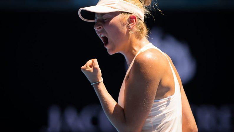 Шеньчжень. Костюк обыгрывает теннисистку топ-100